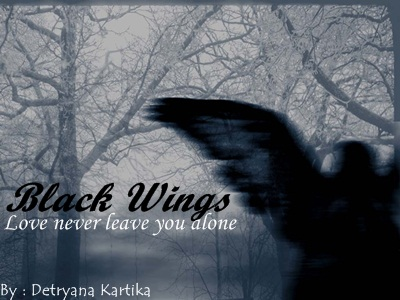 black-wings-trees-fly